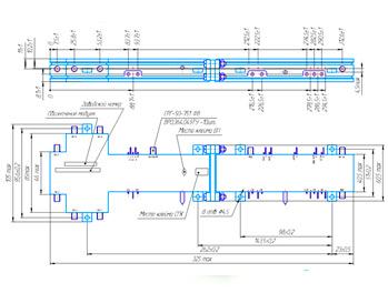 Широкополосный приемно-усилительный тракт 0,2 - 2,0 ГГц