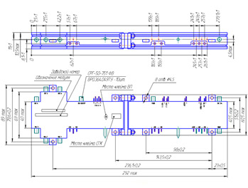 Широкополосный приемно-усилительный тракт 2,0 - 8,0 ГГц