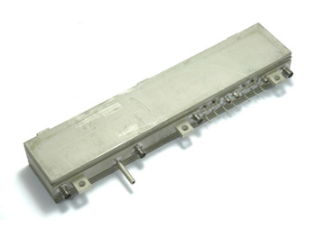 Широкополосный приемно-усилительный тракт 0,1 - 2,0 ГГц