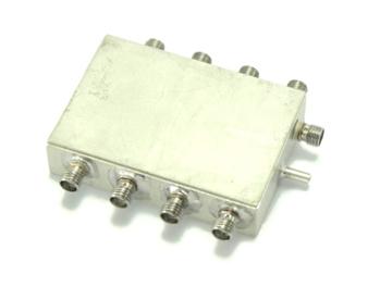 3-х канальное приемное устройство с внутренним ГУН